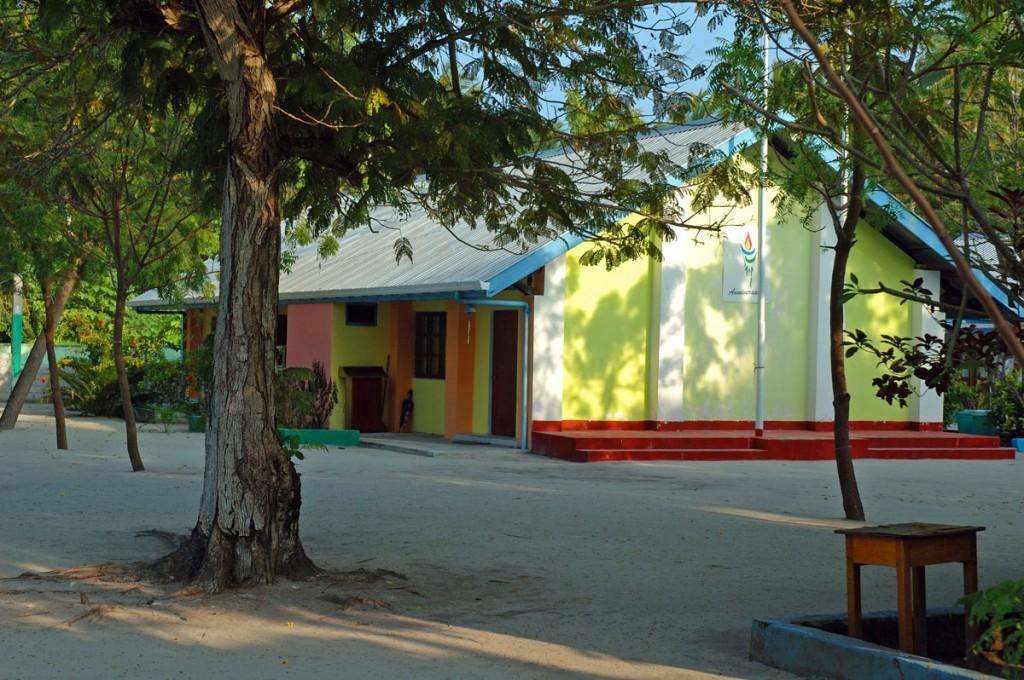 Fulidhoo Island School