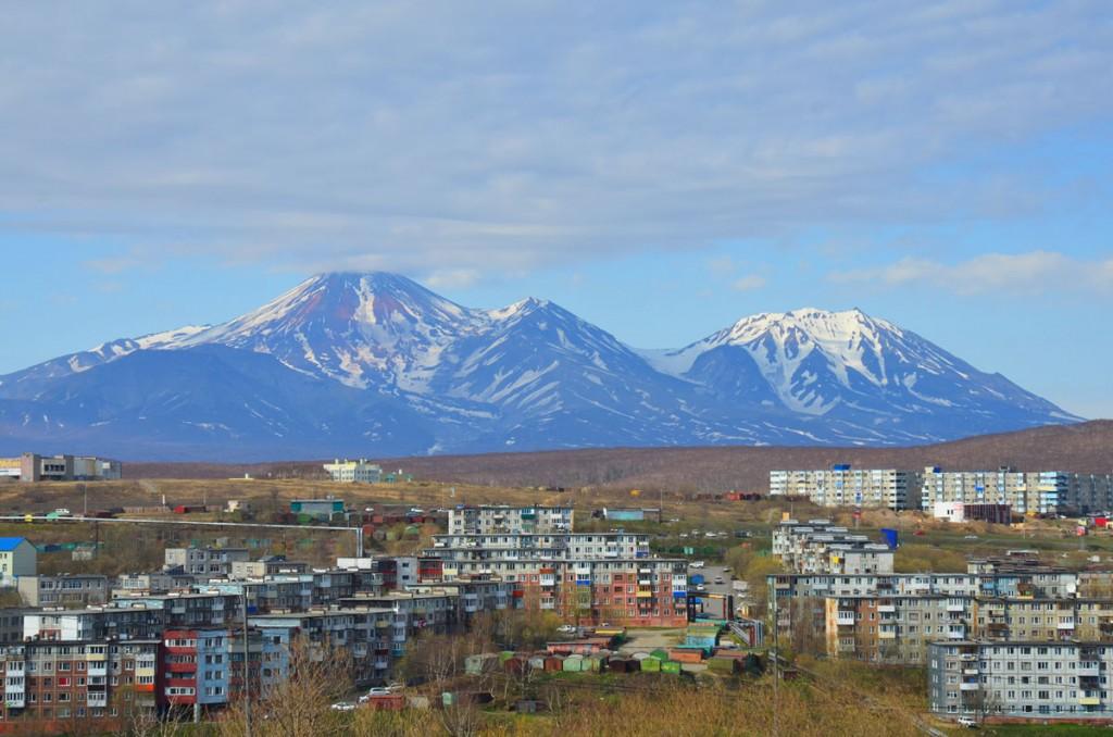 Petropavlovsk Kamchatsky, Russia