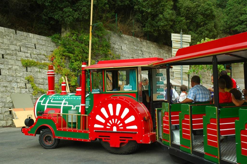 Train Ride in Jeita