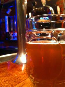 Cherusker Roja beer