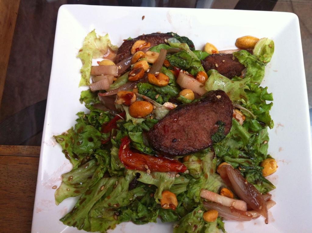 Alpaca Salad