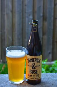 Maverick & Gose Beer
