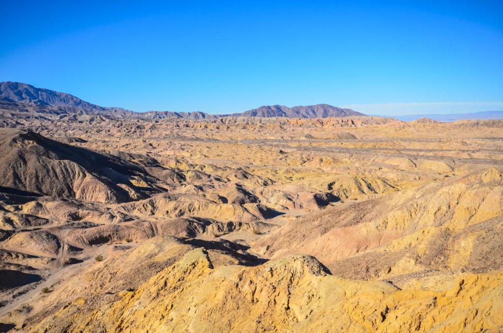 Cool Desert Scenery