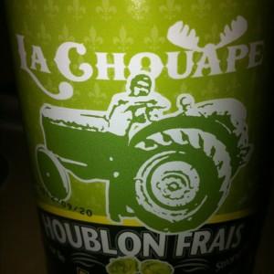 La Chouape - Houblon Frais
