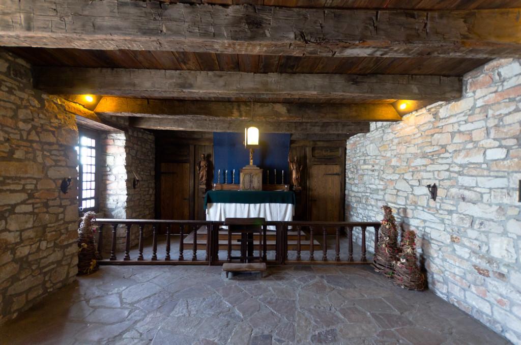Chapel at Old Fort Niagara