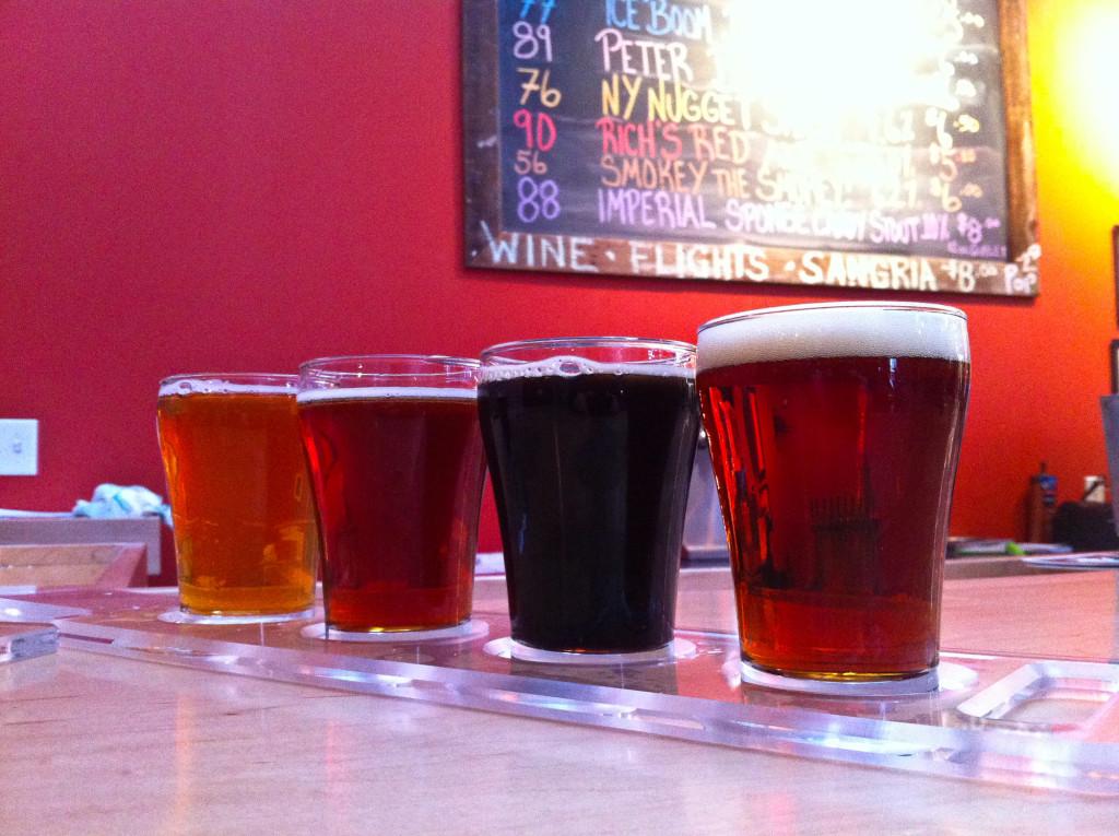 Beer Samples in Buffalo